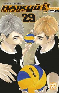 Haikyu !! : les as du volley. Volume 29