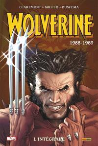 Wolverine : l'intégrale, 1988-1989
