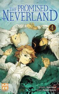 The promised neverland. Volume 4
