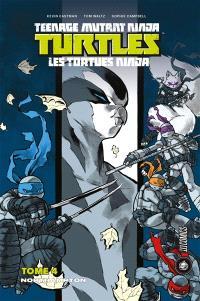 Teenage mutant ninja Turtles : les Tortues ninja. Volume 4, Northampton