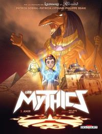 Les mythics. Volume 3, Amir