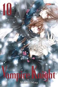 Vampire knight : édition double. Volume 10