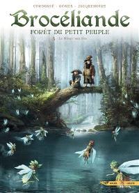 Brocéliande : forêt du petit peuple. Volume 5, Le miroir aux fées