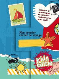 Mon carnet de voyage : pour enfants