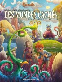 Les mondes cachés. Volume 3, Le maître des craies