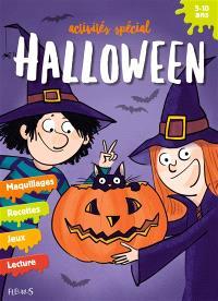 Activités spécial Halloween