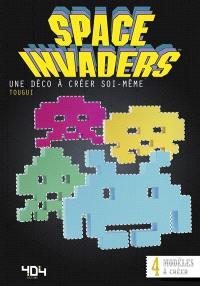 Space Invaders : une déco à créer soi-même