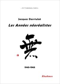 Les années néoréalistes : 1945-1963