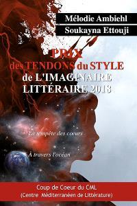 Prix des tendons du style de l'imaginaire littéraire 2018
