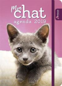 Mon chat : agenda 2019
