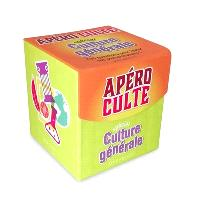 Apéro culte : spécial culture générale : 240 questions pour tester vos connaissances !