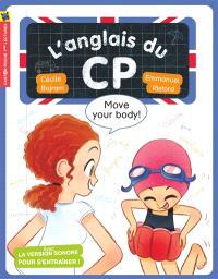 L'anglais du CP, Move your body !