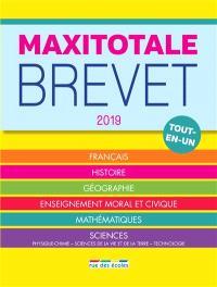 Maxitotale brevet 2019 : tout-en-un