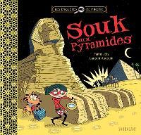 Les enquêtes de Mirette, Souk aux pyramides