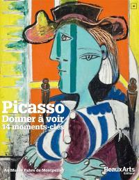 Picasso : donner à voir, 14 moments-clés : au musée Fabre de Montpellier