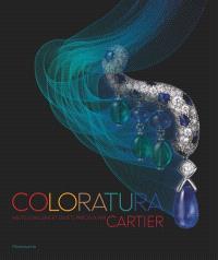 Coloratura : haute joaillerie et objets précieux par Cartier