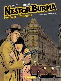 Nestor Burma. Volume 8, Boulevard... ossements