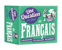 Une question de français par jour : 2019