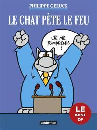 Le Chat, Le Chat pète le feu : le best of