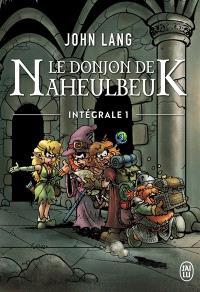 Le donjon de Naheulbeuk : intégrale. Volume 1