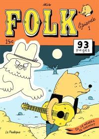 Folk. Volume 1