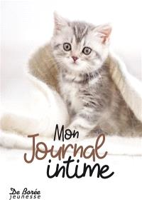 Mon journal intime : chat