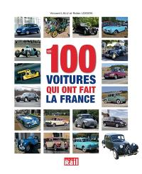 Les 100 voitures qui ont fait la France