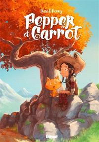 Pepper et Carrot : coffret