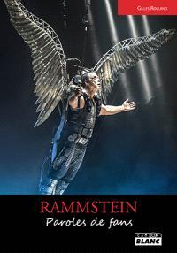 Rammstein : paroles de fans