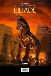 L'Iliade : coffret
