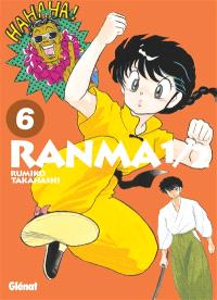 Ranma 1-2 : édition originale. Volume 6