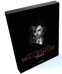 Millénium saga : fourreau T1 à T3