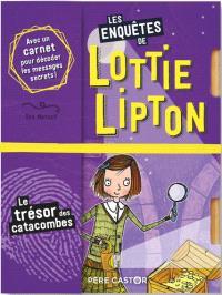 Les enquêtes de Lottie Lipton, Le trésor des catacombes