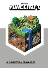 Minecraft : la collection des guides officiels