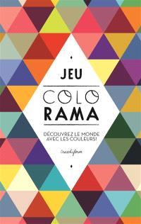 Jeu Colorama : découvrez le monde avec les couleurs !