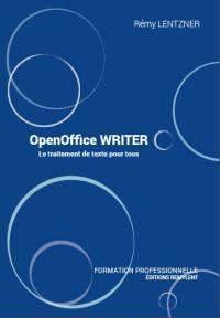 OpenOffice Writer : le traitement de texte pour tous