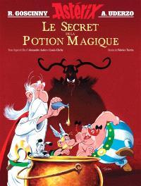 Une aventure d'Astérix, Le secret de la potion magique
