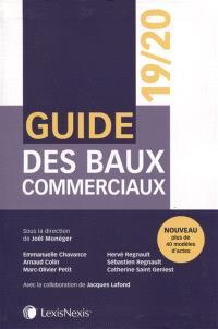 Guide des baux commerciaux 2019-2020