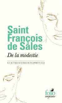 De la modestie : et autres entretiens spirituels