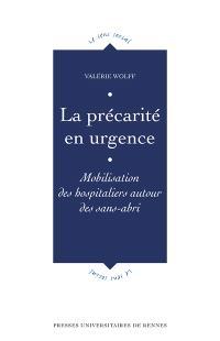La précarité en urgence : mobilisation des hospitaliers autour des sans-abri