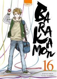 Barakamon. Volume 16