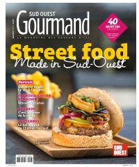 Sud Ouest gourmand n° 37 Street food made in Sud-Ouest