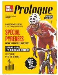 Prologue hors-série tour de France 20118