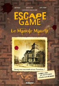Escape game : le manoir maudit