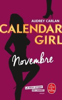 Calendar girl, Novembre