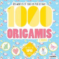 1.000 origamis kawaii
