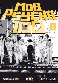 Mob psycho 100. Volume 8