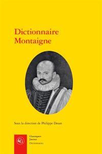 Dictionnaire Montaigne