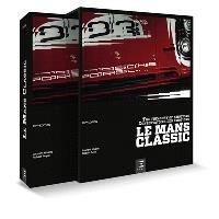 Le Mans Classic : conservatoire des émotions : 9e édition = Le Mans Classic : the treasury of emotions : 9th edition