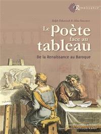 Le poète face au tableau : de la Renaissance au baroque